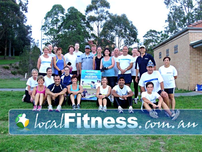 Step into Life West Pennant Hills Be inspired, be motivated and enjoy the benefits of outdoor group training.