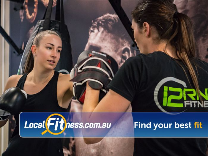 12 Round Fitness Near Zetland Alexandria HIIT training will give you the best results.