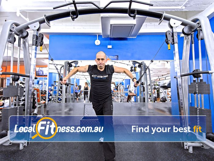 Plus Fitness 24/7 24 Hour Gym Kirribilli  | State of the art Darlinghurst gym access 24