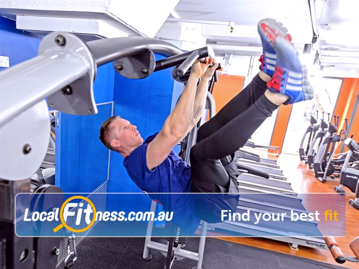 Plus Fitness 24/7 Near Strawberry Hills Qualified Darlinghurst gym staff can take your fitness to the next stage.