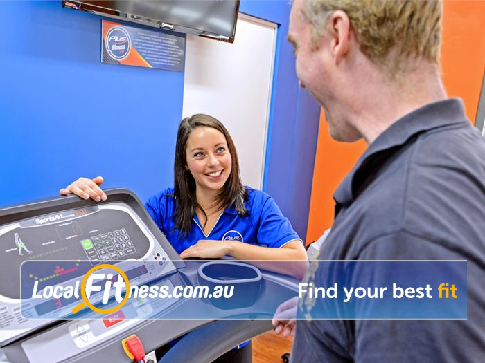 Plus Fitness 24/7 Darlinghurst Our Darlinghurst gym team can help you with your cardio goals.