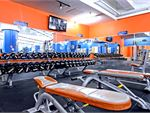 Plus Fitness 24/7 Darlinghurst Gym Fitness Comprehensive free-weights