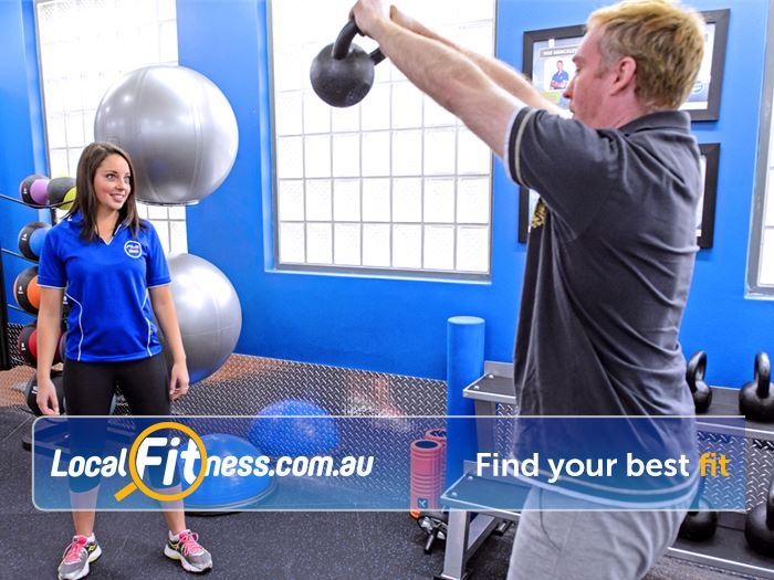Plus Fitness 24/7 Near Strawberry Hills Our Darlinghurst personal trainers can get you into kettlebell training.