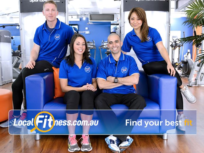 Plus Fitness 24/7 Darlinghurst The Plus Fitness Darlinghurst team are ready to support the community.