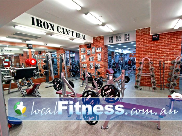 World Gym Adelaide With a full range of Hammer Strength equipment, we are one of a select few Certified Hammer Strength Centres.