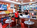 World Gym Adelaide Gym Fitness Delicious on-site cafe with