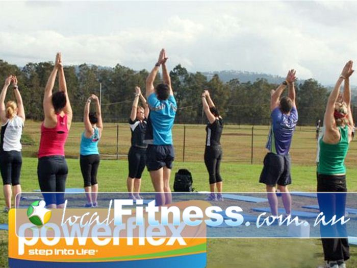 Step into Life Gym St Marys  | Dynamic strengthening using Mitchell Park Yoga and Pilates