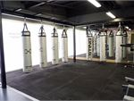 Dedicated Waterloo Boxing area.