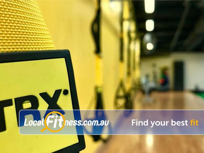 Trination Fitness 24/7 Near Rosebery Get in HIIT training using TRX, kettlebells, our sled track and more.