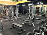 Our Waterloo gym includes a fully equipped free-weights
