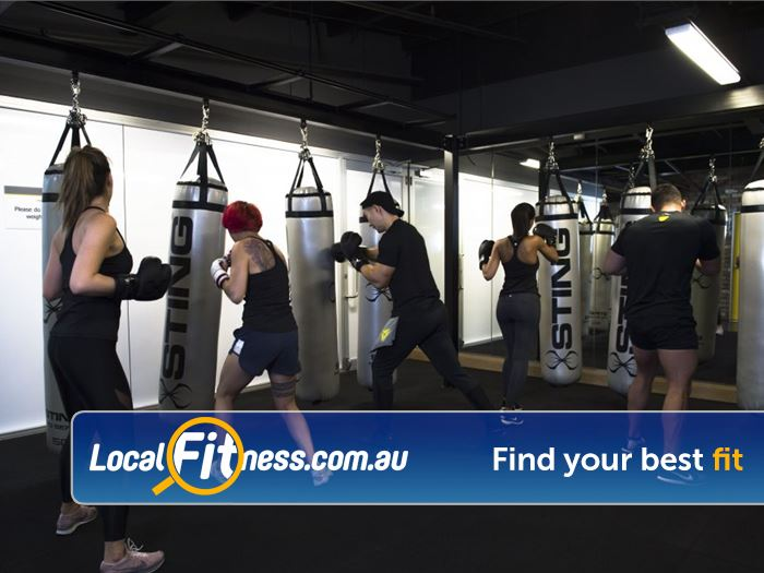 Trination Fitness 24/7 Waterloo Join our Waterloo boxing squad part of our mini squad programs.