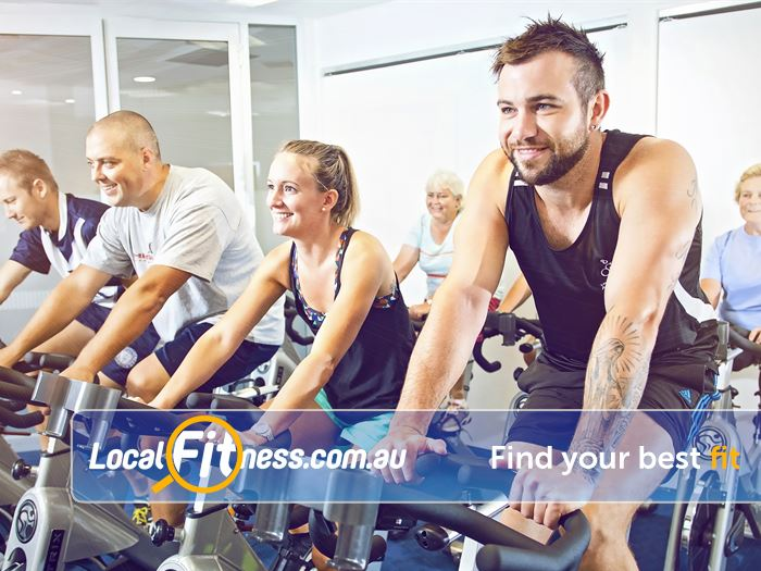 Launceston Aquatic Gym Launceston  | Our dedicated Launceston spin cycle studio.