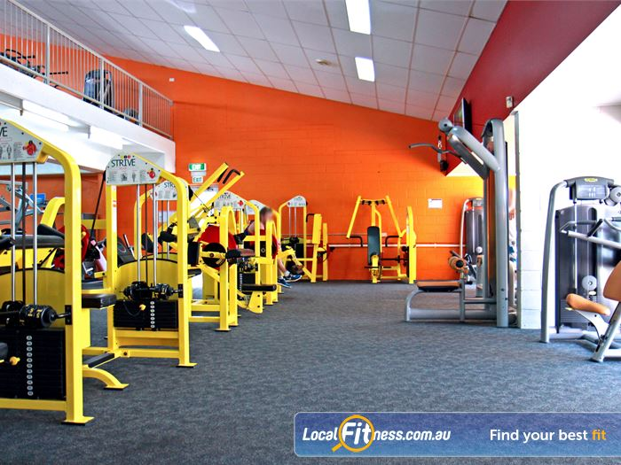 Goodlife Health Clubs Gym Morningside  | Our Morningside gym includes the innovative 1-2-3 Strive