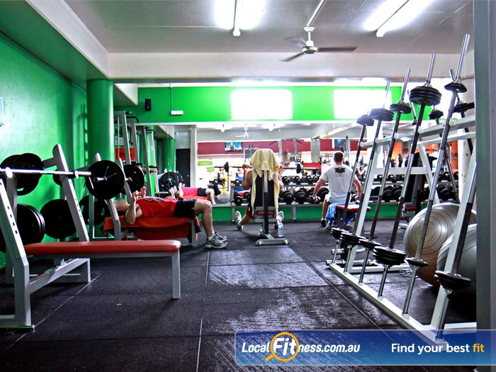 Goodlife Health Clubs 24 Hour Gym Newstead  | Our Morningside gym includes a comprehensive range of