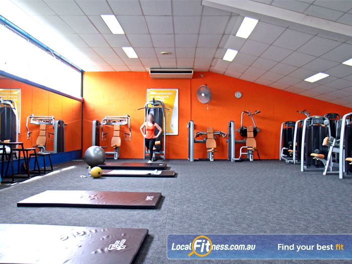 Goodlife Health Clubs 24 Hour Gym Newstead  | At our Morningside gym you can enjoy the