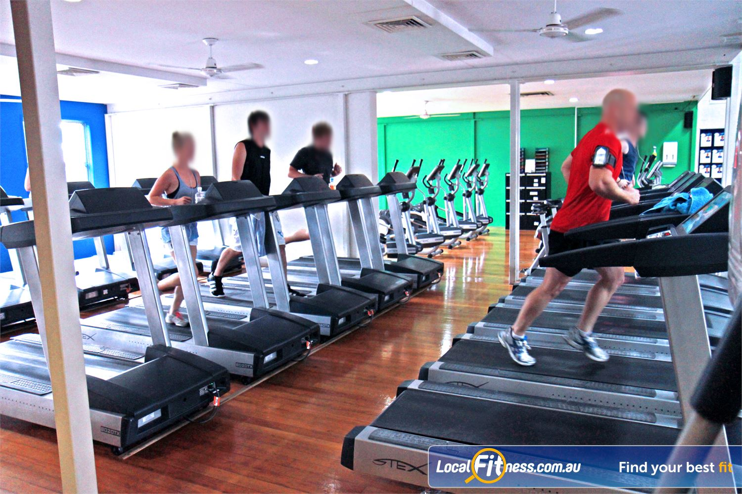 Goodlife Health Clubs Near Hawthorne Tune into your favorite shows on your personalised LCD screen or cardio theatre.