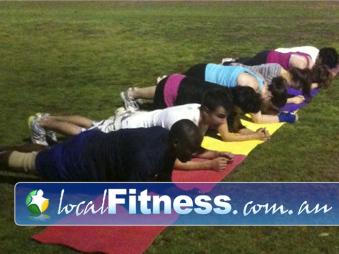 Goal Getters Personal Training Gym Mona Vale  | Enjoy the fresh air with popular Warriewood group