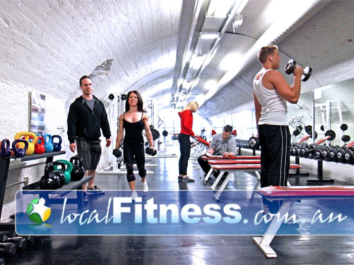 Doherty's Gym Gym Port Melbourne  | The spirit and atmosphere of Doherty's gym in