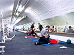 Doherty's Gym Southbank Gym Fitness A spacious and relaxing stretch