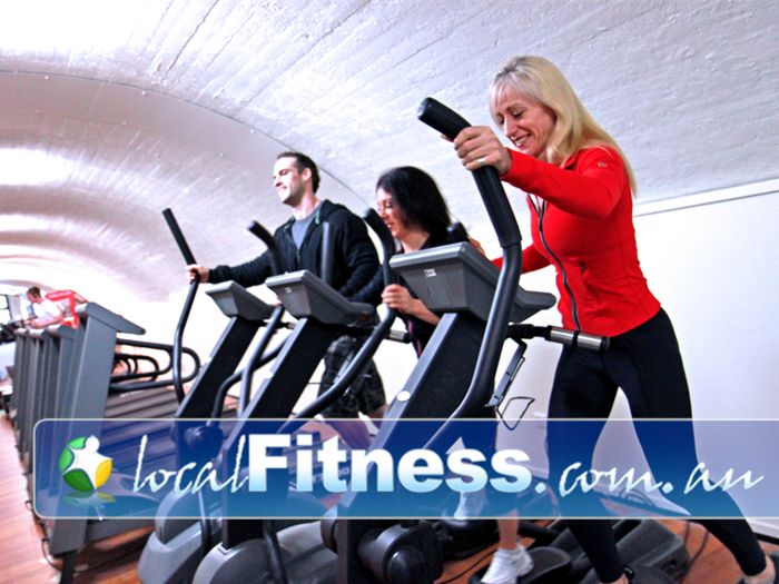Doherty's Gym South Melbourne Gym Fitness A full range of treadmills,