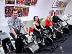 Doherty's Gym East Melbourne Gym Fitness Enjoy bike exercise in our
