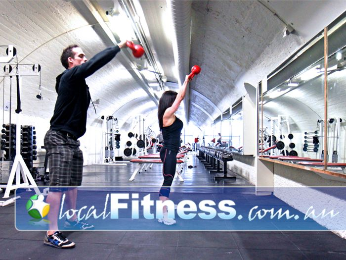 Doherty's Gym South Melbourne Gym Fitness Our Melbourne personal trainers
