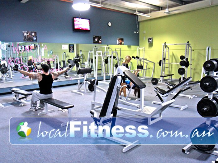 Platinum Health & Fitness Centre Gym Endeavour Hills  | An extensive range of strength training equipment.