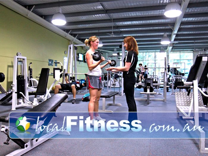 Platinum Health & Fitness Centre Near Knoxfield Strength training for all ages and abilities.