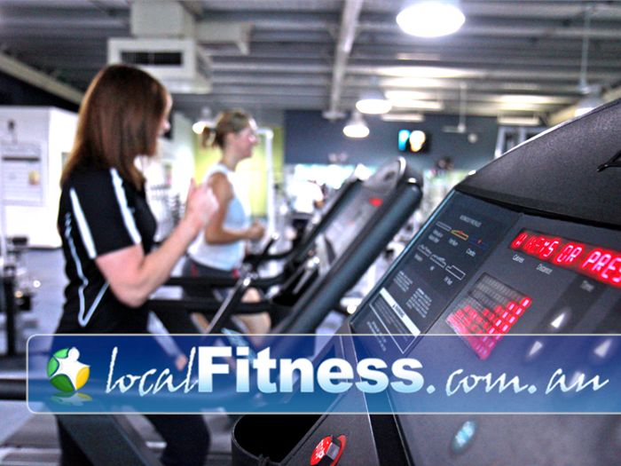 Platinum Health & Fitness Centre Rowville A friendly and enjoyable atmosphere in our Rowville gym.