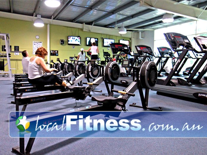 Platinum Health & Fitness Centre Rowville Vary your workout with our range of cardio.