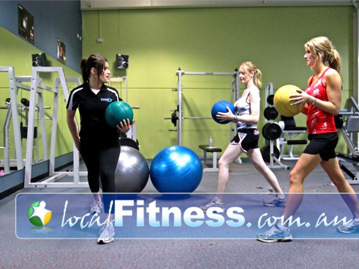 Platinum Health & Fitness Centre Near Knoxfield Come in and meet our many wonderful Personal Trainers.