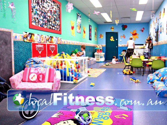 Platinum Health & Fitness Centre Rowville Convenient child care in Rowville while you train.