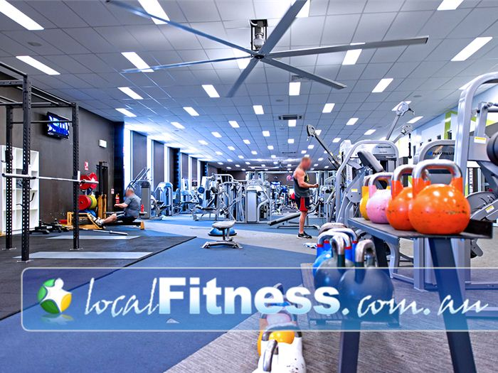Genesis Fitness Clubs Warners Bay Add boxing, kettlebell, TRX suspension training into your workout.