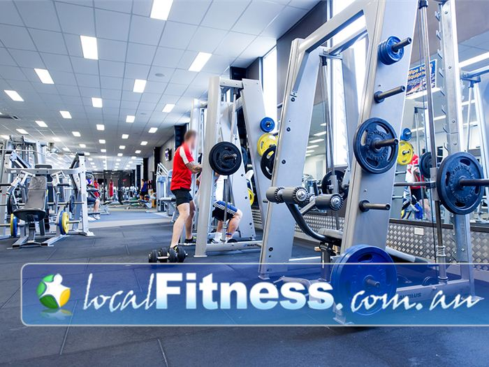 Genesis Fitness Clubs Near Cardiff South Heavy duty benches and plate loading machines for all your strength goals.