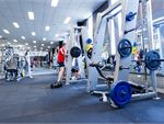 Genesis Fitness Clubs Cardiff South Gym Fitness Heavy duty benches and plate