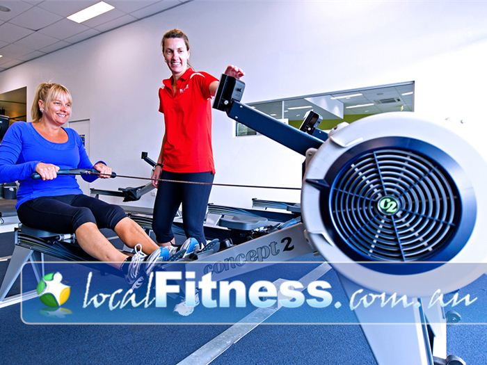 Genesis Fitness Clubs Warners Bay Try indoor rowing at Genesis Warners Bay.