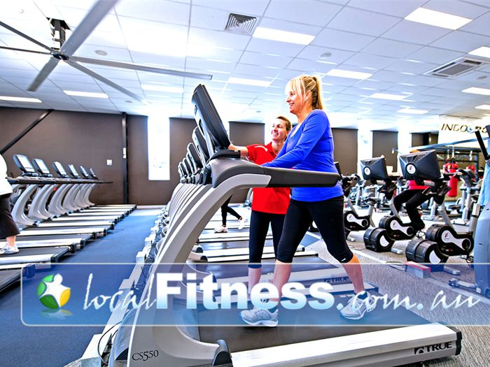 Genesis Fitness Clubs Near Speers Point Our helpful Warners Bay gym instructors can design a cardio program that is right for you