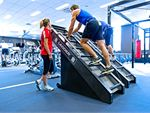 Genesis Fitness Clubs Macquarie Hills Gym Fitness Vary your cardio with Jacobs