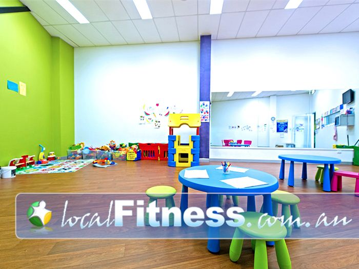 Genesis Fitness Clubs Near Macquarie Hills Genesis Warners Bay - helping to keep the family fit.