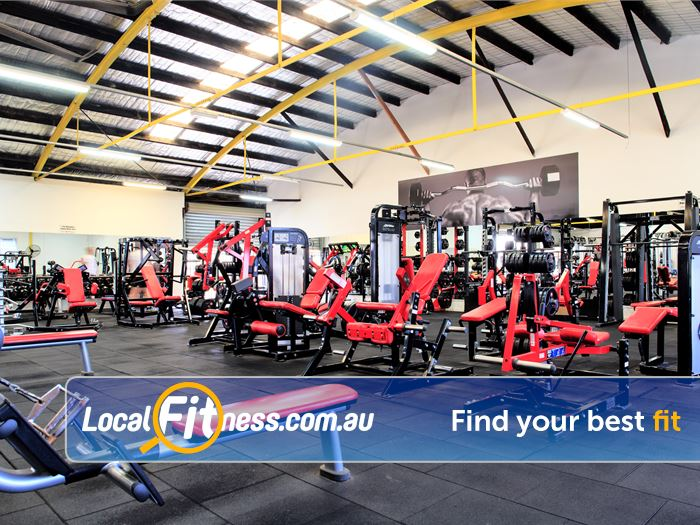 Fox Fitness Gym Moonee Ponds  | Welcome to the boutique Fox Fitness Niddre gym.