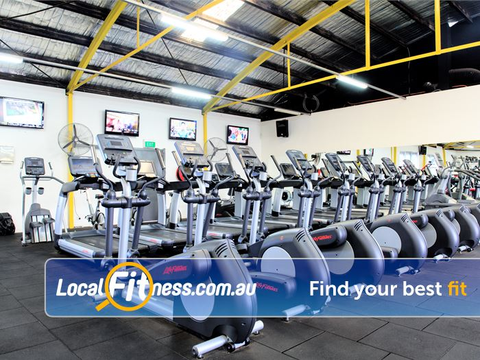 Fox Fitness Gym Ascot Vale  | Our Niddre gym provides a state of the