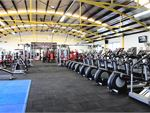Fox Fitness provides a very large gym and