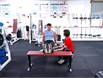 Werribee Sports and Fitness Centre Eynesbury Gym Fitness Fully equipped Werribee
