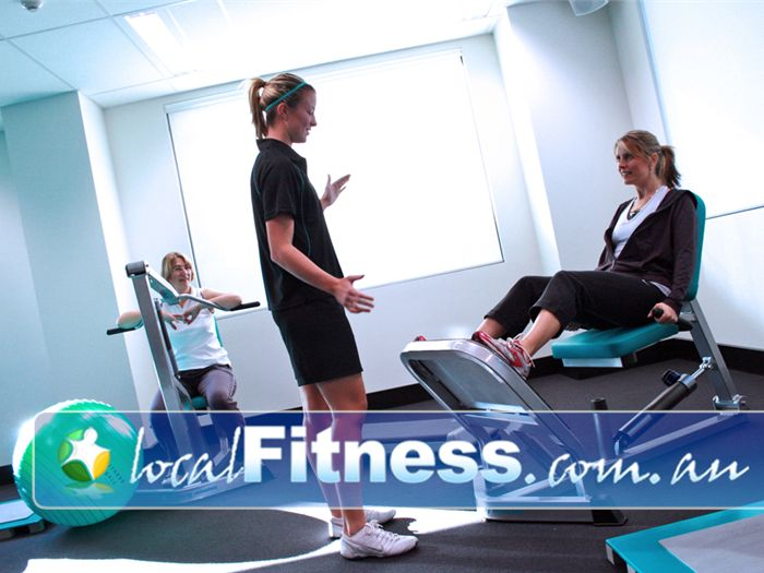 My 30 Minutes - Fitness For Busy Women Wheelers Hill Qualified personal trainers will monitor your workout at a time of day that suits you.