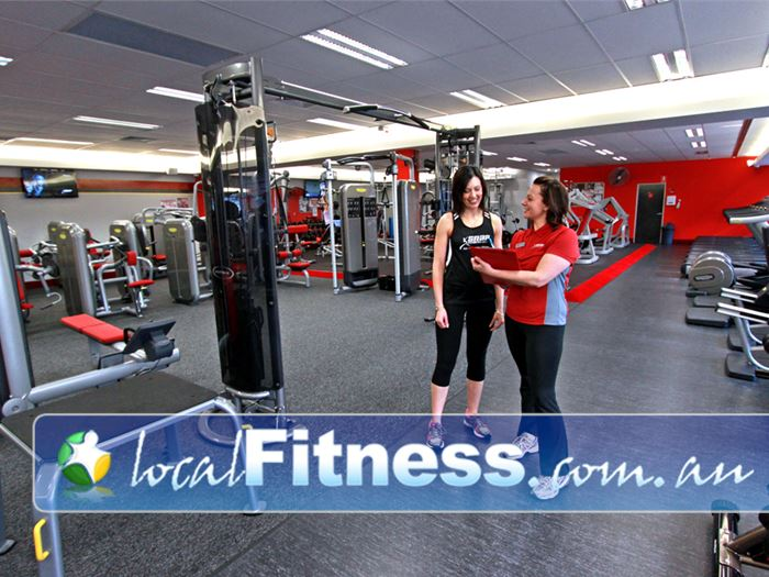 Snap Fitness Gym Belmont  | Our Bedford gym is open 24 hours a