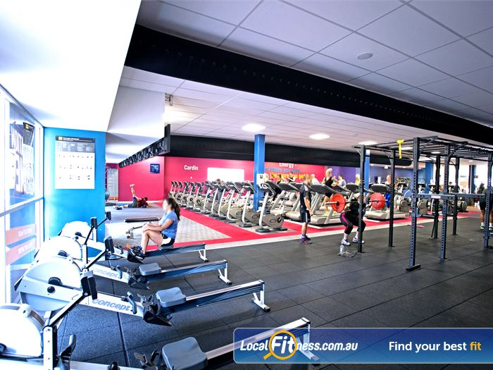 Goodlife Health Clubs Gym Adelaide  | Welcome the spacious Goodlife Hindmarsh gym.