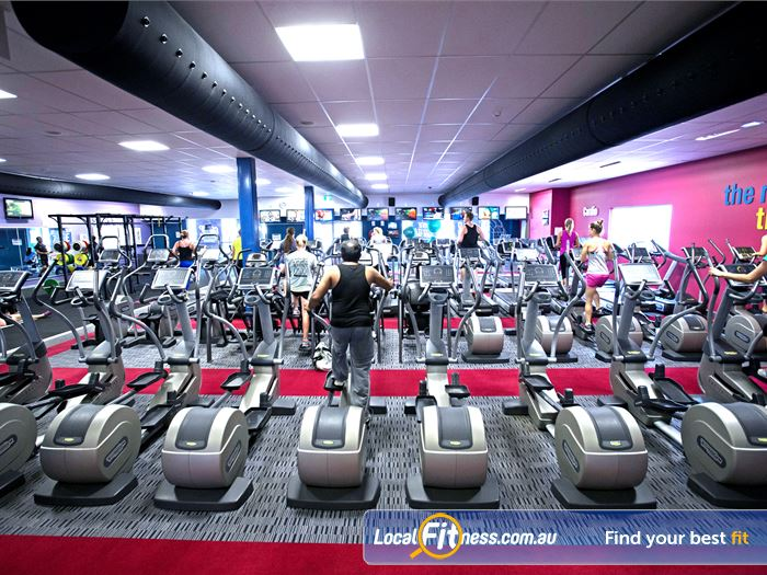 Goodlife Health Clubs Gym Payneham  | Our Hindmarsh gym features an extensive range of