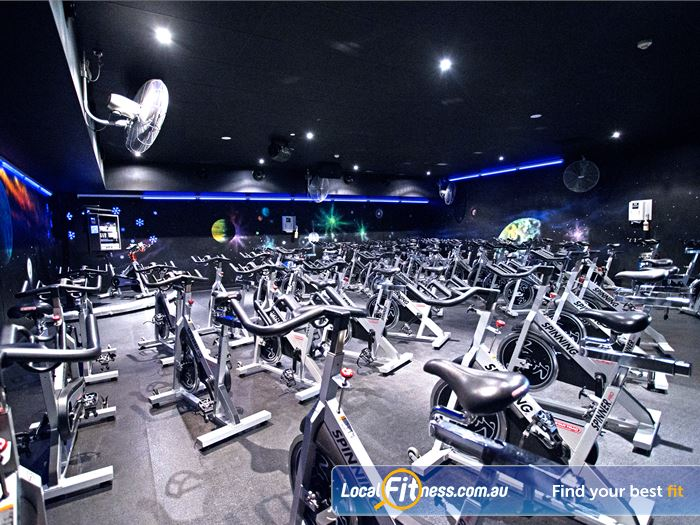 Goodlife Health Clubs Gym Burnside    State of the art equipment from Technogym in