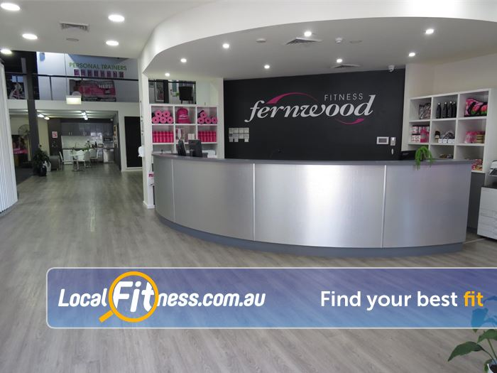 Fernwood Fitness Gym Penrith  | Our friendly Penrith gym staff are ready to