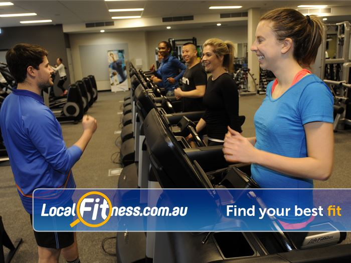 Boroondara Sports Complex Gym Ivanhoe  | Welcome to the redeveloped Boroondara Sports Complex.
